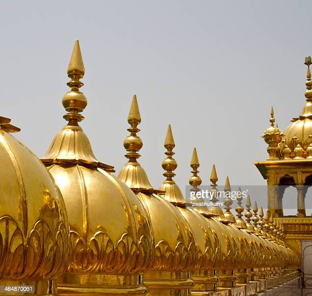 Domes at Golden temple