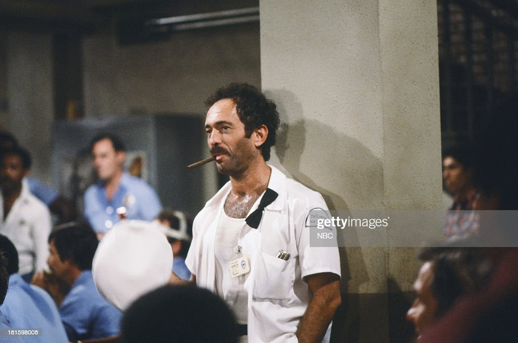 BLUES 'Domestic Beef' Episode 302 Pictured Bruce Weitz as Det Mick Belker