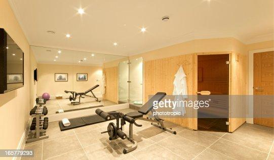 domestic gym