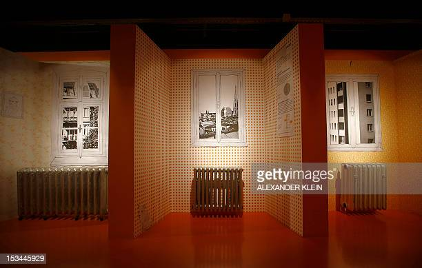 Domestic heaters are seen at the Brennpunkt museum in Vienna on October 3 2012 Fascinated by contraception chimneysweeps or magic boxes Vienna has a...