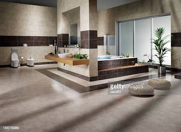 Domestic new bathrooms