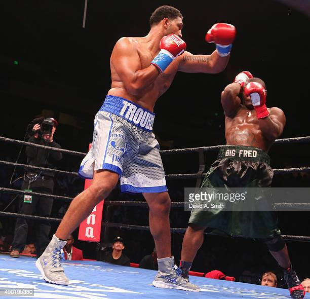 Dominic Breazeale Stock Photos And Pictures