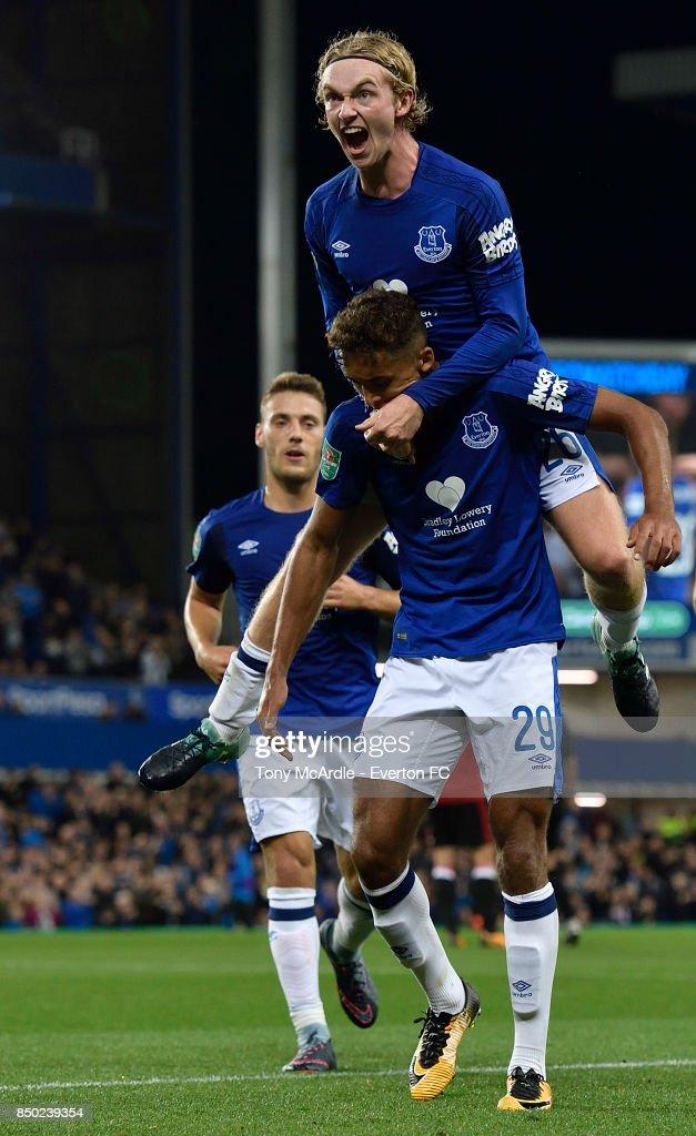 Everton v Sunderland - Carabao Cup Third Round