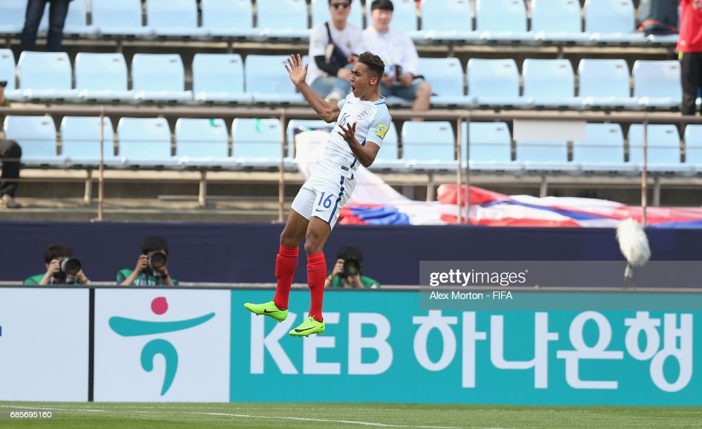 Argentina v England - FIFA U-20 World Cup Korea Republic 2017