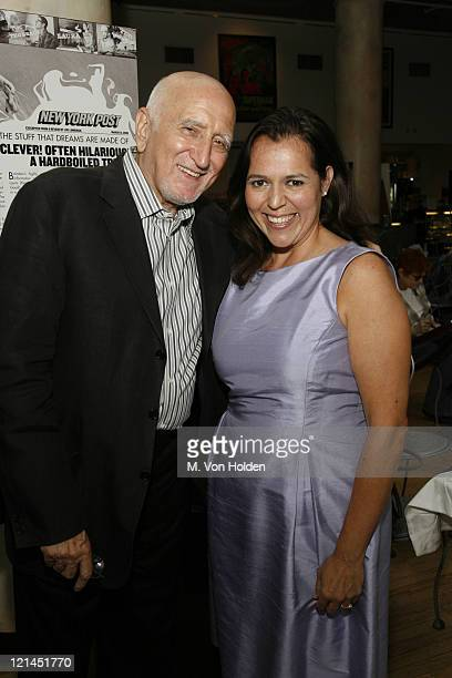 Dominic Chianese and Pia Caro during The Great New Wonderful Premiere to Benefit Creative Alternative of New York at Angelika Film Center in New York...