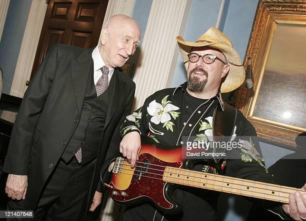 Dominic Chianese and Sean Burns of The Nashville Attitude