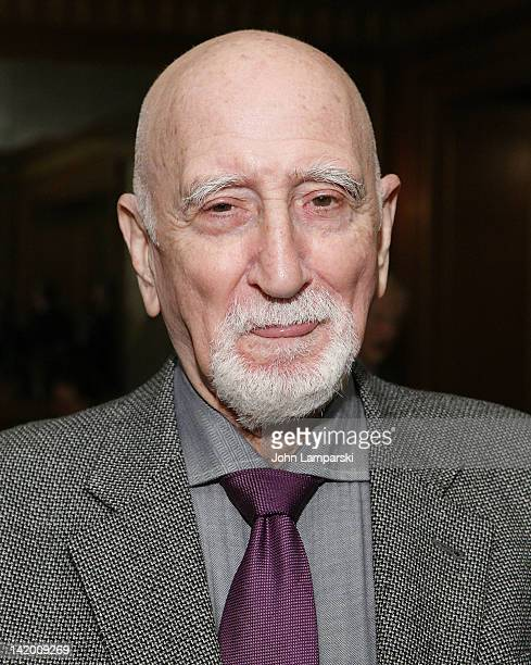Dominic Chianese attends the Police Athletic League's 14th annual Legal Profession luncheon at The Pierre Hotel on March 28 2012 in New York City