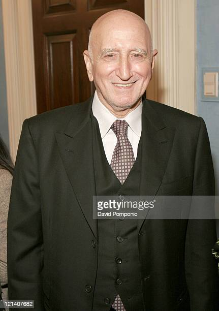 Dominic Chianese during Country Takes New York City Gracie Mansion Reception at Gracie Mansion in New York City New York United States