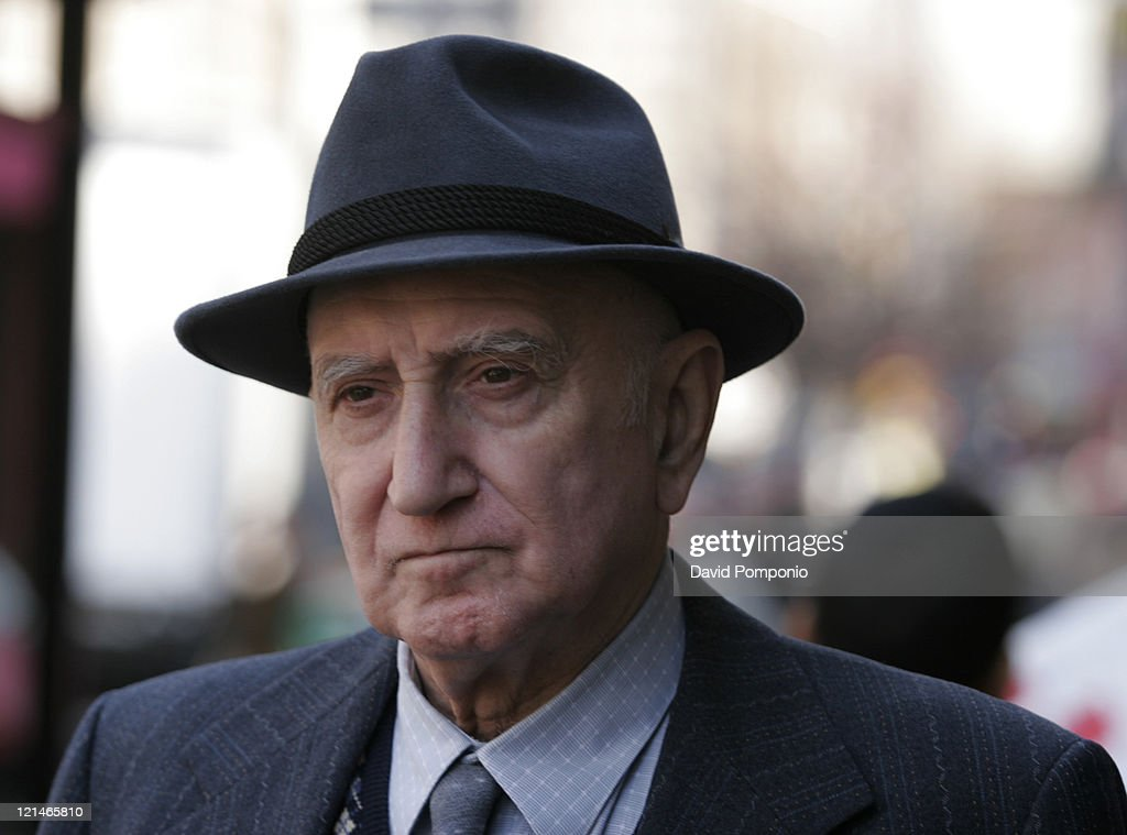 <a gi-track='captionPersonalityLinkClicked' href=/galleries/search?phrase=Dominic+Chianese&family=editorial&specificpeople=175942 ng-click='$event.stopPropagation()'>Dominic Chianese</a> during <a gi-track='captionPersonalityLinkClicked' href=/galleries/search?phrase=Dominic+Chianese&family=editorial&specificpeople=175942 ng-click='$event.stopPropagation()'>Dominic Chianese</a> on Location for 'The Last New Yorker' - March 30, 2006 at Chelsea in New York City, New York, United States.