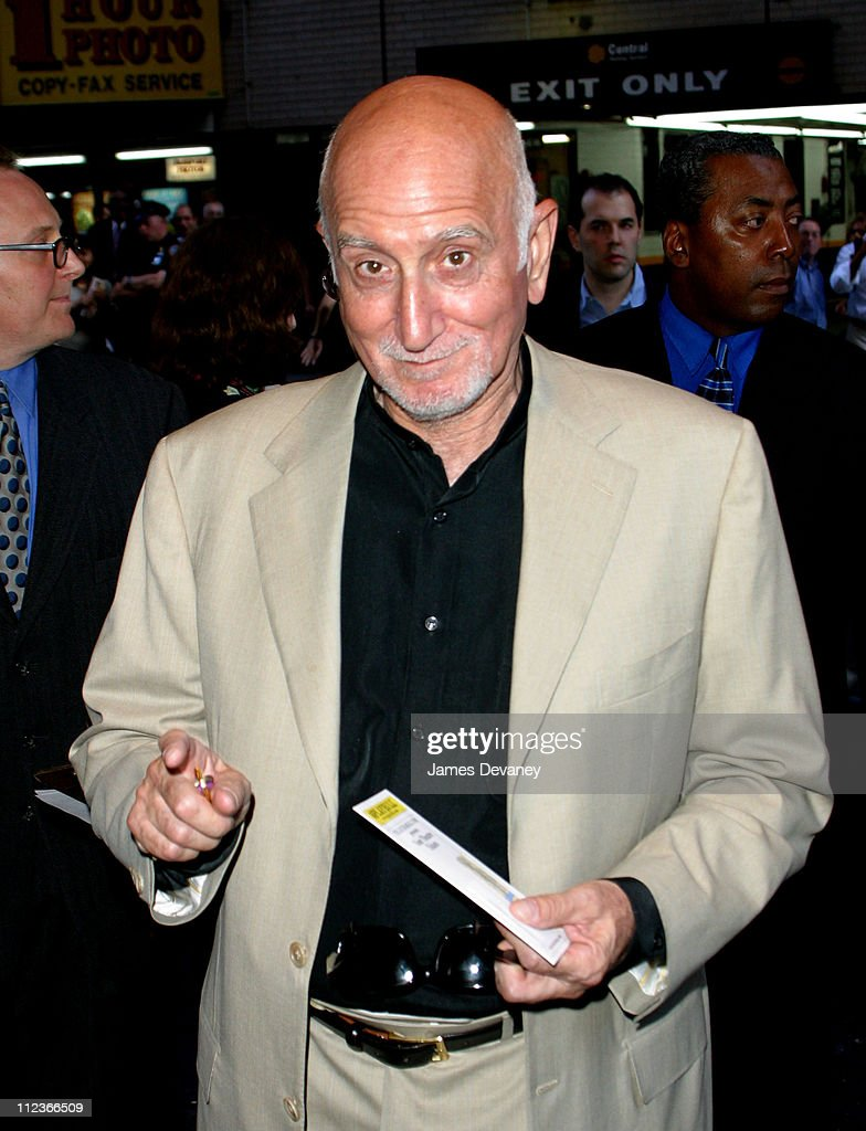 <a gi-track='captionPersonalityLinkClicked' href=/galleries/search?phrase=Dominic+Chianese&family=editorial&specificpeople=175942 ng-click='$event.stopPropagation()'>Dominic Chianese</a> during 'Frankie and Johnny in the Clair de Lune' Opening Night at Belasco Theatre in New York City, New York, United States.