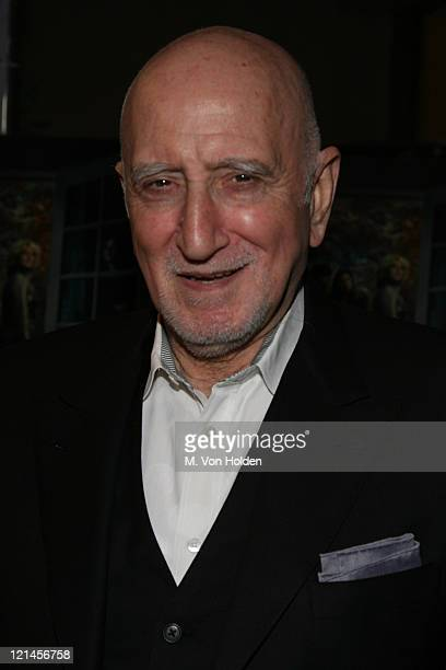 Dominic Chianese during 'The Sopranos' Sixth Season World Premiere at Museum of Modern Art in New York New York United States