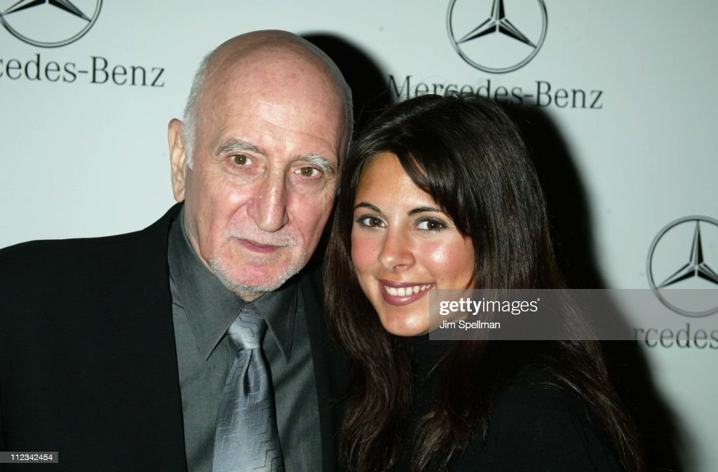 <a gi-track='captionPersonalityLinkClicked' href=/galleries/search?phrase=Dominic+Chianese&family=editorial&specificpeople=175942 ng-click='$event.stopPropagation()'>Dominic Chianese</a> & <a gi-track='captionPersonalityLinkClicked' href=/galleries/search?phrase=Jamie-Lynn+Sigler&family=editorial&specificpeople=204494 ng-click='$event.stopPropagation()'>Jamie-Lynn Sigler</a> during Mercedes-Benz & Tribeca Grand Hotel Co-Host an Exclusive Academy Awards Viewing Party at Tribeca Grand Hotel in New York City, New York, United States.