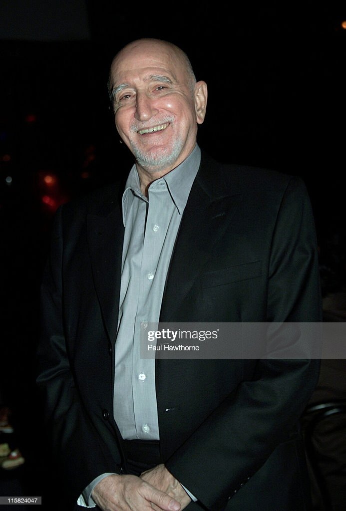 <a gi-track='captionPersonalityLinkClicked' href=/galleries/search?phrase=Dominic+Chianese&family=editorial&specificpeople=175942 ng-click='$event.stopPropagation()'>Dominic Chianese</a> of the Soprano's during Change For Kids 6th Annual Talent Extravaganza at Studio 54 in New York City, New York, United States.