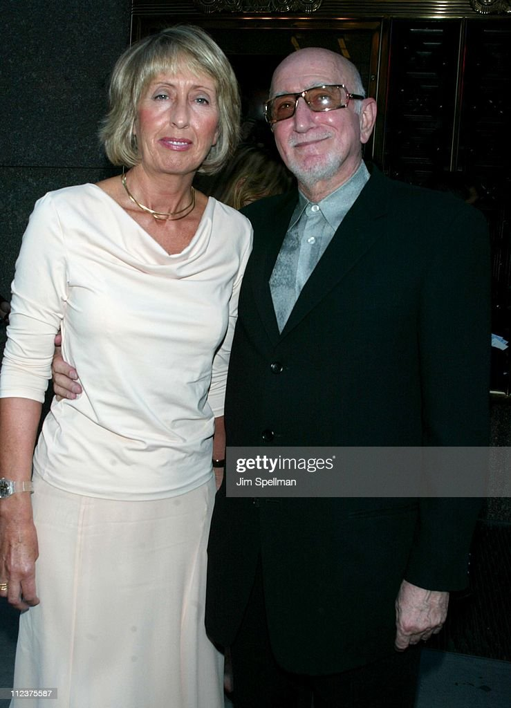 <a gi-track='captionPersonalityLinkClicked' href=/galleries/search?phrase=Dominic+Chianese&family=editorial&specificpeople=175942 ng-click='$event.stopPropagation()'>Dominic Chianese</a> & wife Jane during 'The Sopranos' 4th Season - Premiere at Radio City Music Hall in New York City, New York, United States.