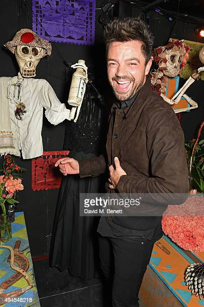 Dominic Cooper at Loulou's in Mayfair following of the exclusive screening of Spectre hosted by Belvedere Vodka and Aston Martin on October 27 2015...