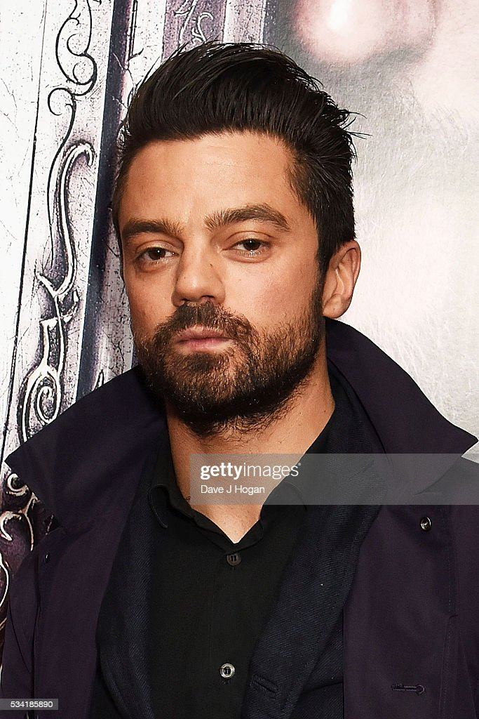 <a gi-track='captionPersonalityLinkClicked' href=/galleries/search?phrase=Dominic+Cooper&family=editorial&specificpeople=863047 ng-click='$event.stopPropagation()'>Dominic Cooper</a> attends a special screening of 'Warcraft: The Beginning' at BFI IMAX on May 25, 2016 in London, England.