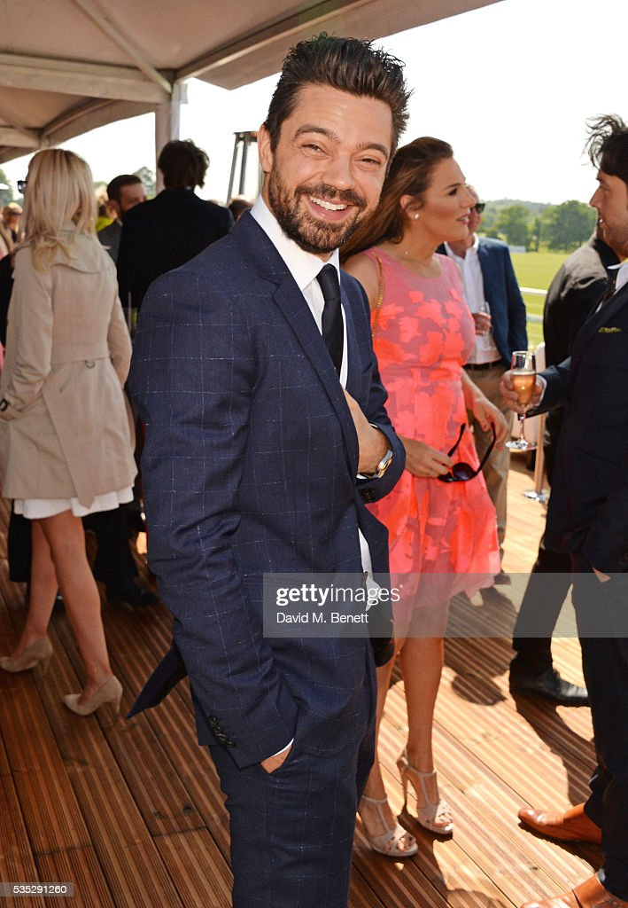 <a gi-track='captionPersonalityLinkClicked' href=/galleries/search?phrase=Dominic+Cooper&family=editorial&specificpeople=863047 ng-click='$event.stopPropagation()'>Dominic Cooper</a> attends day two of the Audi Polo Challenge at Coworth Park on May 29, 2016 in London, England.