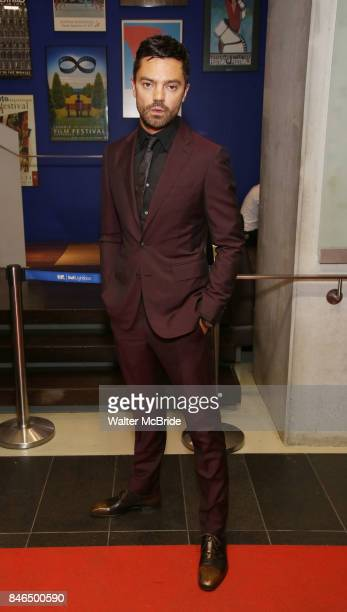 Dominic Cooper attends 'The Escape' premiere during the 2017 Toronto International Film Festival at TIFF Bell Lightbox on September 12 2017 in...