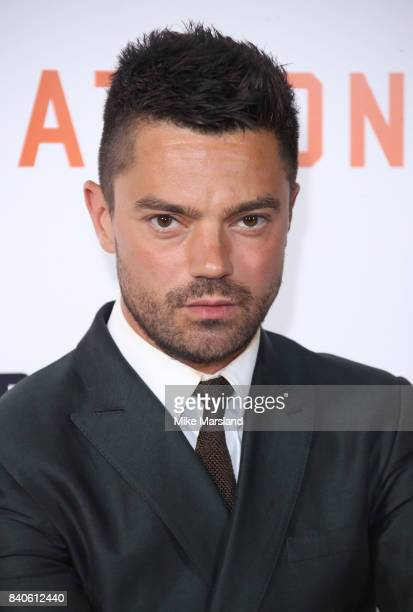 Dominic Cooper attends the 'Stratton' UK Premier at Vue West End on August 29 2017 in London England