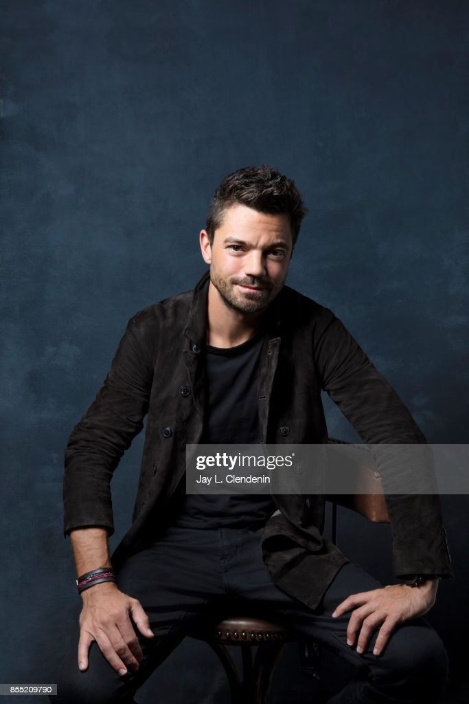 Dominic Cooper from the film 'The Escape,' poses for a portrait at the 2017 Toronto International Film Festival for Los Angeles Times on September 12, 2017 in Toronto, Ontario.