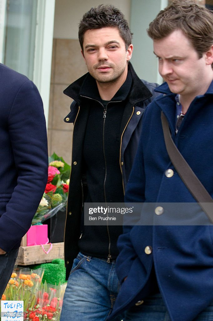 <a gi-track='captionPersonalityLinkClicked' href=/galleries/search?phrase=Dominic+Cooper&family=editorial&specificpeople=863047 ng-click='$event.stopPropagation()'>Dominic Cooper</a> is sighted in London on February 16, 2012 in London, England.