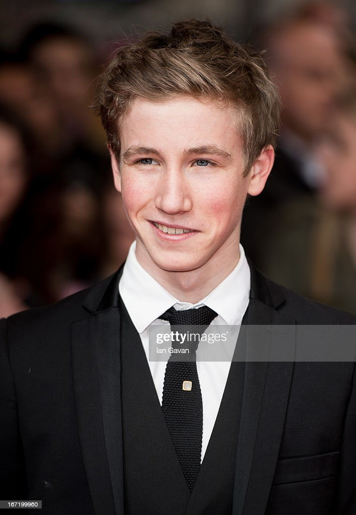 Dominic Herman Day attends the UK Premiere of 'All Stars' at the Vue West End cinema on April 22, 2013 in London, England.