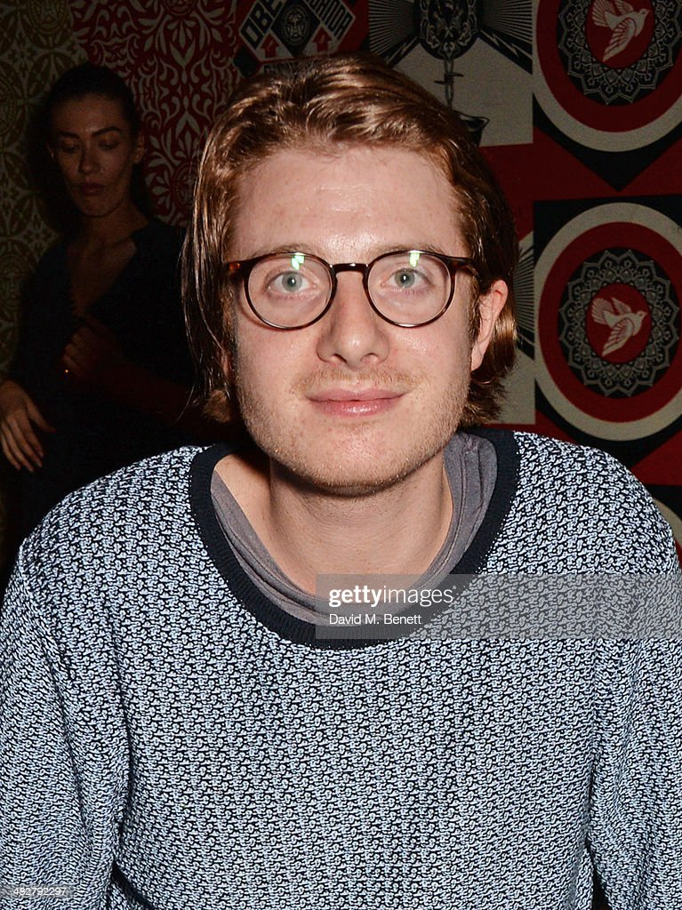 Dominic Jones attends the launch of MODE in Notting Hill on April 4, 2014 in London, England.