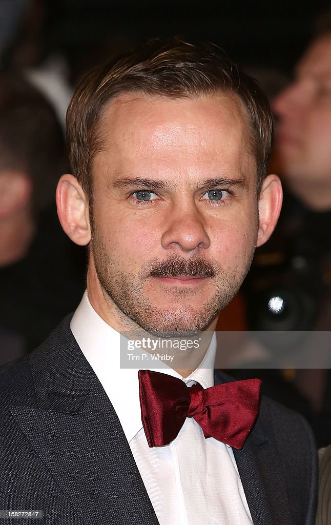 Dominic Monaghan attends the Royal Film Performance of 'The Hobbit: An Unexpected Journey' at Odeon Leicester Square on December 12, 2012 in London, England.