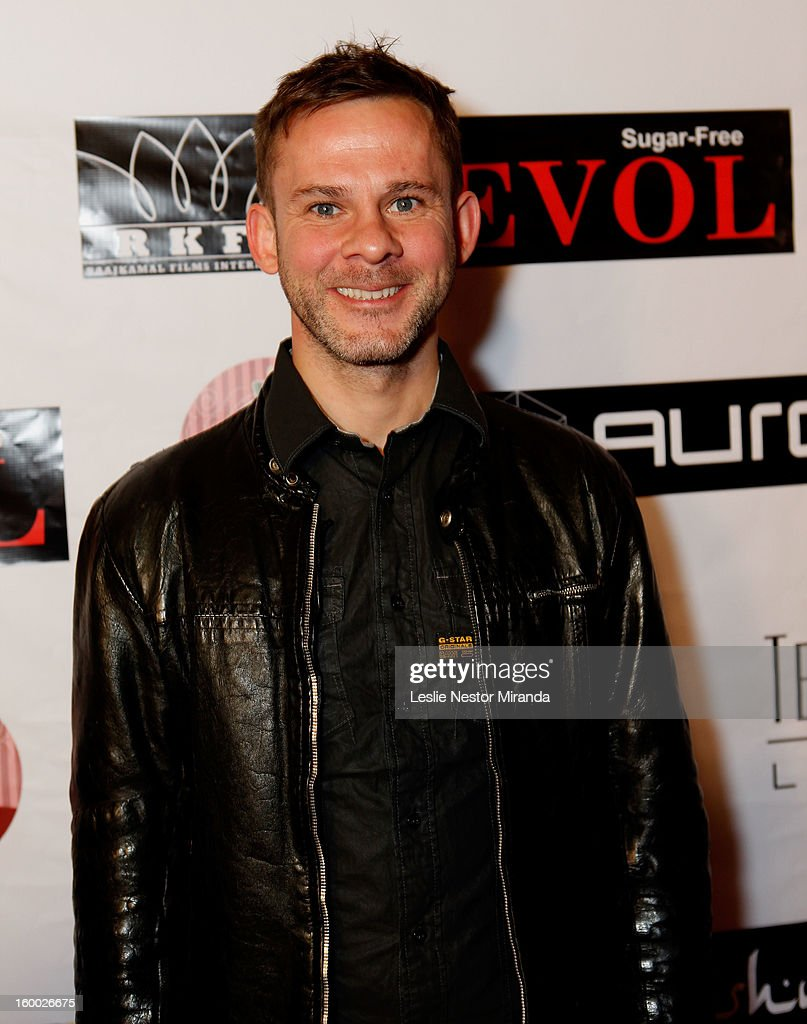 <a gi-track='captionPersonalityLinkClicked' href=/galleries/search?phrase=Dominic+Monaghan&family=editorial&specificpeople=209279 ng-click='$event.stopPropagation()'>Dominic Monaghan</a> attends the World Premiere of 'Vishwaroopam' at Pacific Theaters at the Grove on January 24, 2013 in Los Angeles, California.