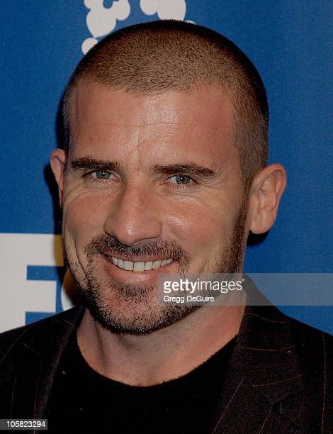 Dominic Purcell during 2007 Fox AllStar Winter TCA Party Arrivals at Villa Sorriso in Pasadena California United States