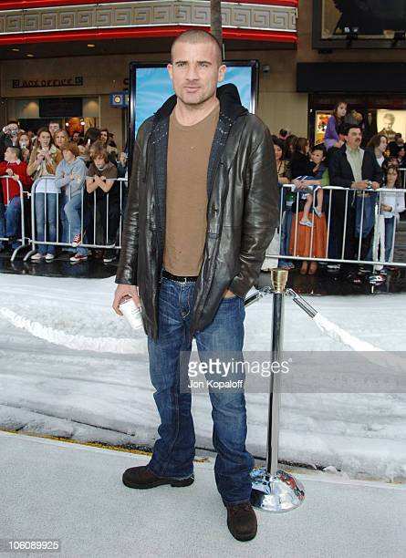 Dominic Purcell during 'Ice Age 2 The Meltdown' Los Angeles Premiere Arrivals at Grauman's Chinese Theater in Hollywood California United States