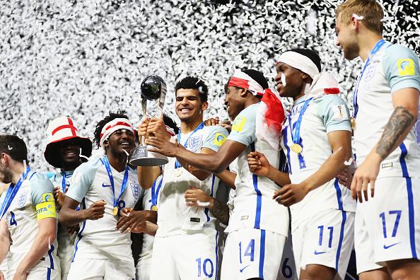 Venezuela v England - FIFA U-20 World Cup Korea Republic 2017 : News Photo