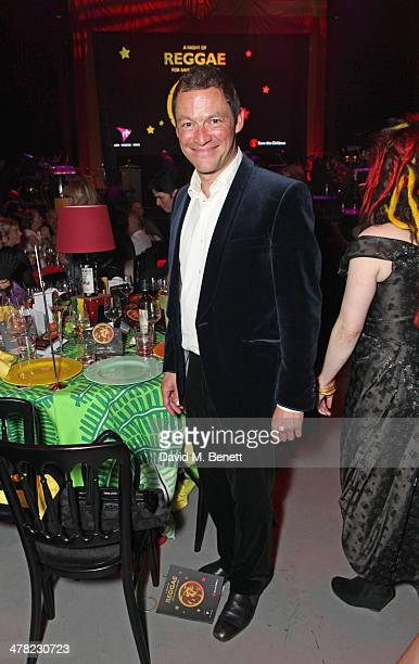 Dominic West attends 'A Night of Reggae' hosted by Helena Bonham Carter for Save The Children UK at The Roundhouse on March 12 2014 in London England