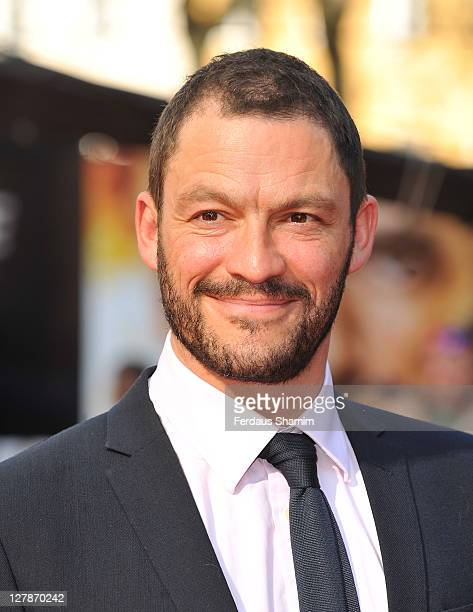 Dominic West attends the UK premiere of 'Johnny English Reborn' at Empire Leicester Square on October 2 2011 in London England