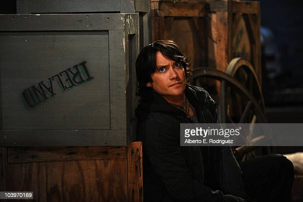 Dominic Zamprogna in a scene that airs the week of September 27th on ABC's GENERAL HOSPITAL