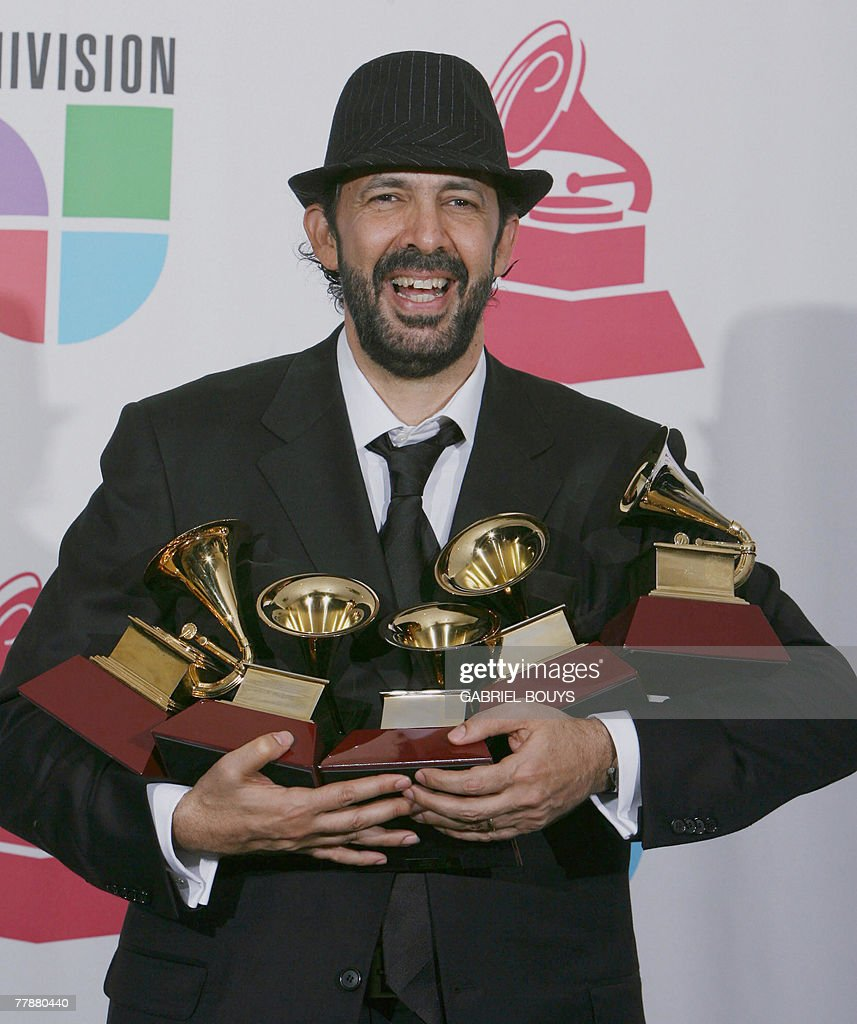 The 8th Annual Latin GRAMMY Awards - Press Room | Getty Images