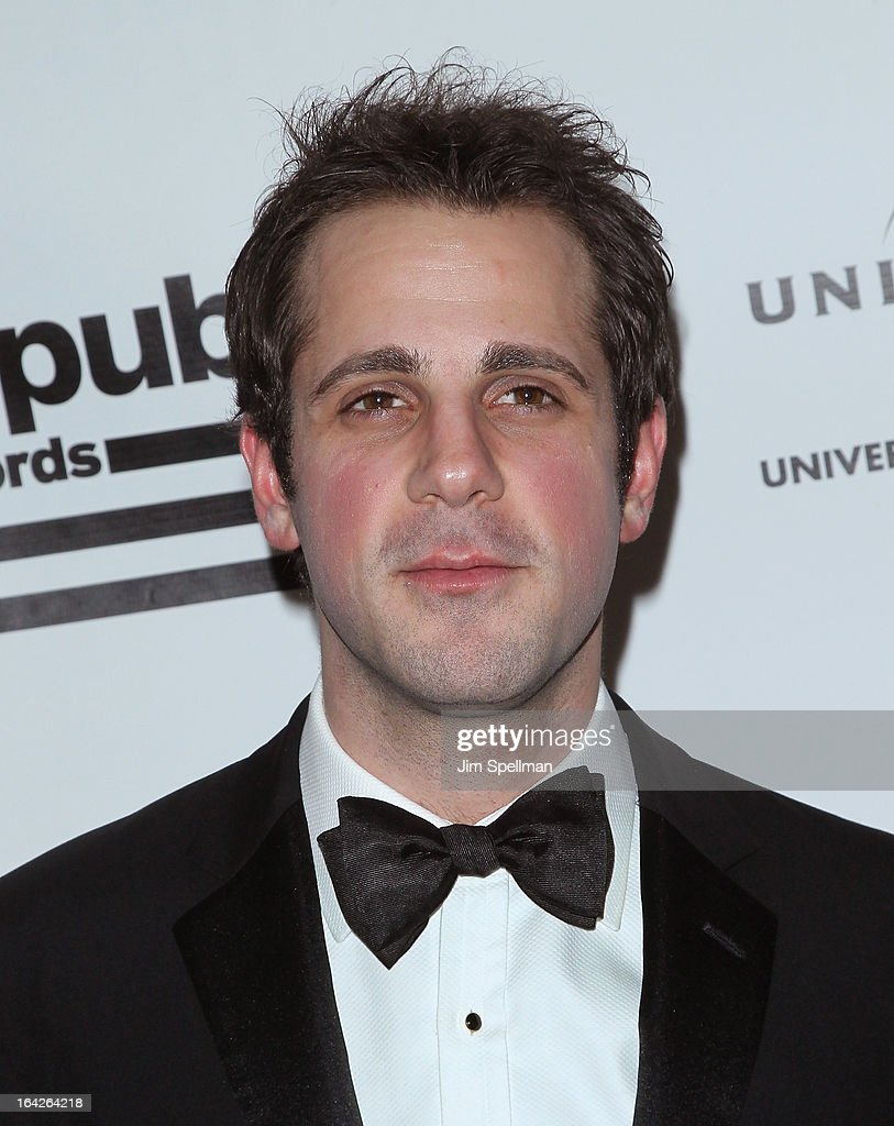 Dominick Farinacci attends the 2013 Amy Winehouse Foundation Inspiration Awards and Gala at The Waldorf=Astoria on March 21, 2013 in New York City.