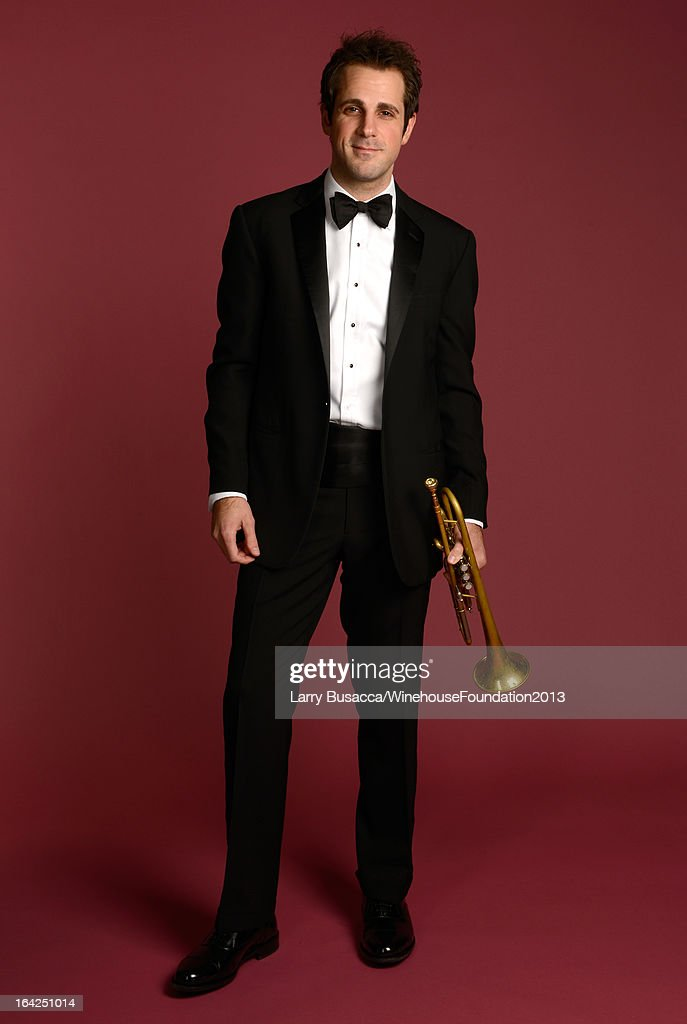 Dominick Farinacci poses for a portrait during the 2013 Amy Winehouse Foundation Inspiration Awards and Gala at The Waldorf=Astoria on March 21, 2013 in New York City.
