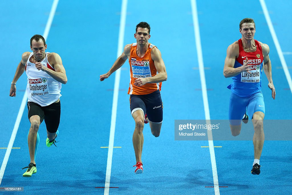 2013 European Athletics Indoor Championships - Day Two