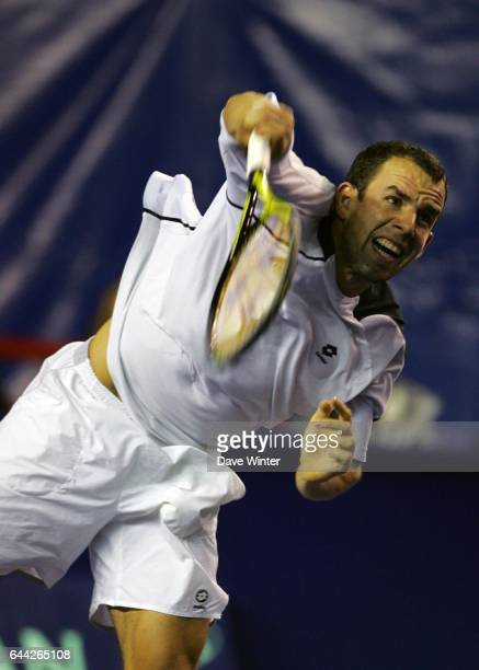 Dominik HRBATY Masters Series Paris Bercy 2006 ATP Photo Dave Winter / Icon Sport