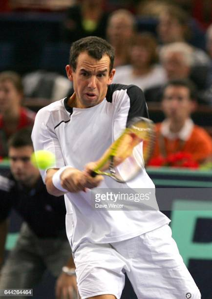 Dominik HRBATY 1/2 Finale BNP Paribas Masters 2006 Bercy Paris Photo Dave Winter / Icon Sport