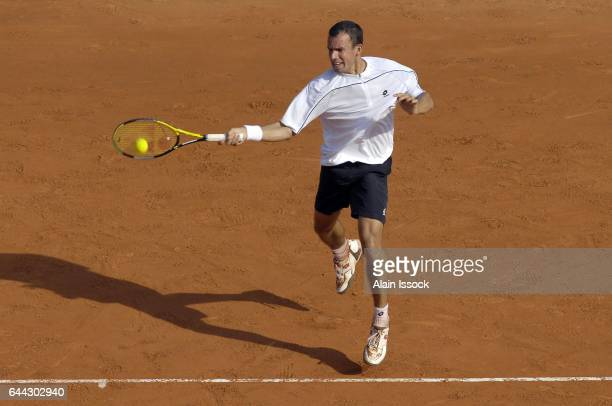 Dominik HRBATY Tournoi de Monte Carlo 2007 Masters Series Photo Alain Issock / Icon Sport
