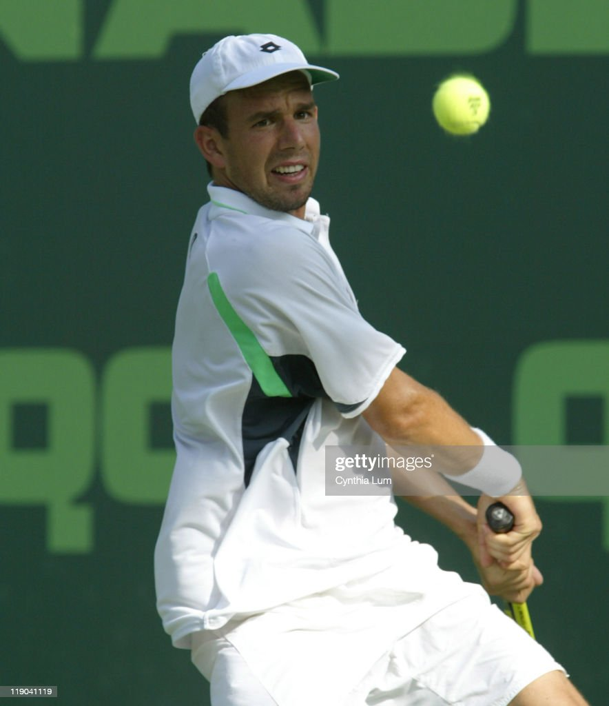 Nasdaq-100 Open - Quarter Final - Dominik Hrbaty - Marach 30, 2005