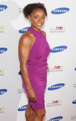 Dominique Dawes attends the 11th annual Samsung Hope For Children Gala at the American Museum of Natural History on June 4 2012 in New York City