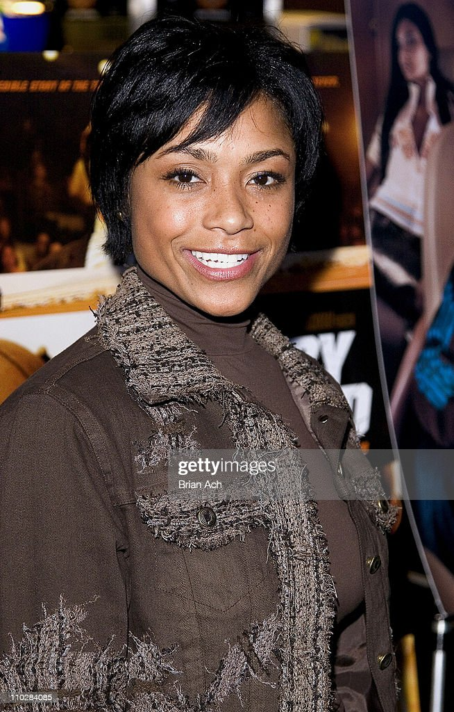 Dominique Dawes during Walt Disney Pictures' 'Glory Road' New York Premiere Arrivals at Clearview Chelsea West in New York City New York United States