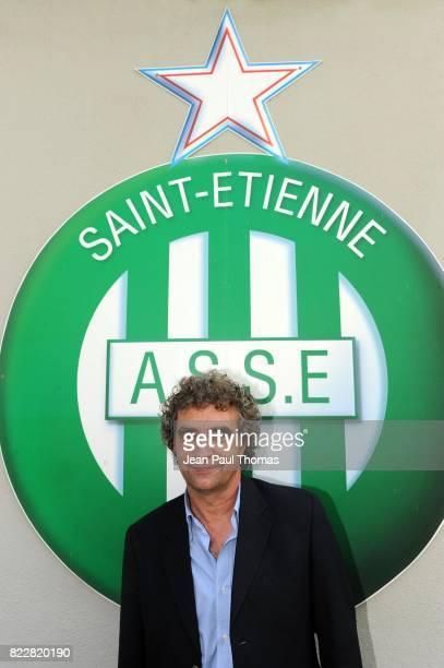 Dominique ROCHETEAU Nomination de Dominique Rocheteau au poste de Vice president du conseil de surveillance de Saint Etienne Saint Etienne