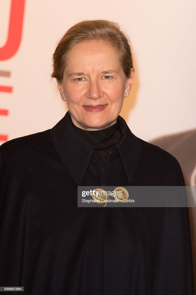 Dominique Sanda attends the Tribute to Jean Paul Belmondo and Opening Ceremony of the Fifth Lumiere Film Festival, in Lyon.