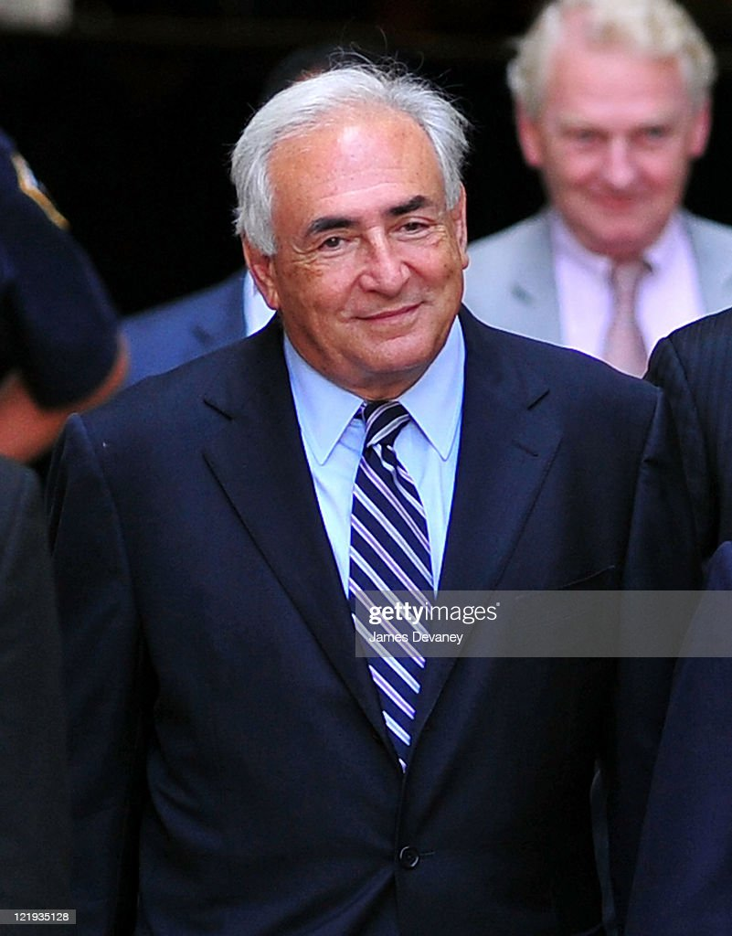 In Profile: Former IMF Head Dominique Strauss-Kahn
