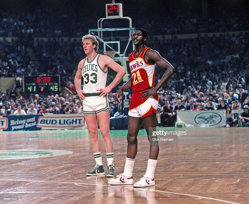 Atlanta Hawks vs Boston Celtics