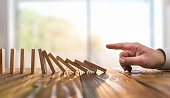 Domino Effect. Just Starting or Triggering Multi Effective Business Process